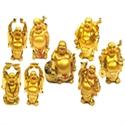Bild für die Kategorie Buddha gold