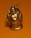 Bild von 5cm gold Buddha Figur Gesundheit - 1 Schale links