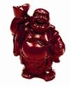 Bild von 9 cm rot Buddha 1 Schale links