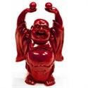 Bild von Buddha Rot 9cm